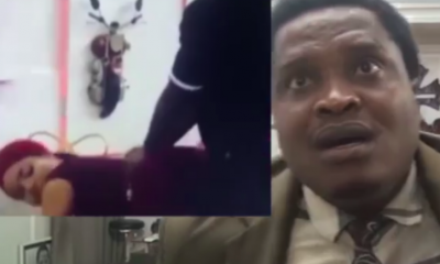 """"""" You Better Shut Down #BBNaija Now Or Else..... - Prophet Ebelenna Chukwu Warns FG [VIDEO]"""