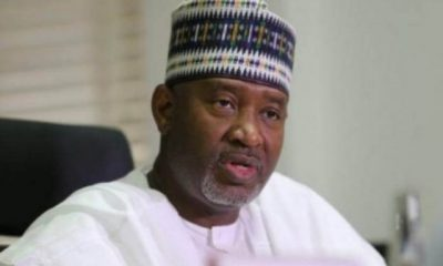 """""""Why Social Distancing Is Not Observed In Aircraft"""" - Minister, Hadi Sirika"""