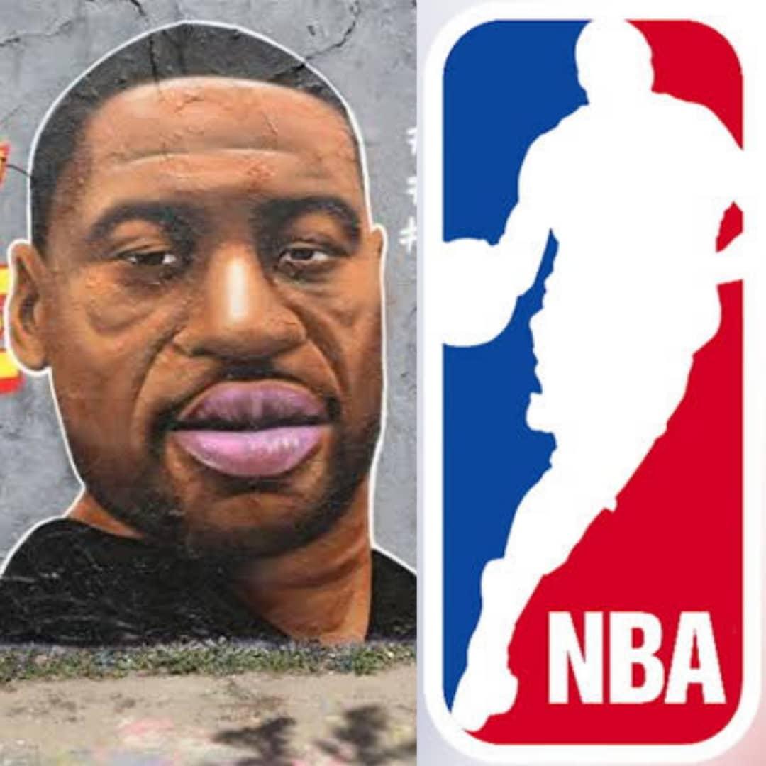 #GeorgeFloydDeath: NBA To Honour George Floyd, Paint 'Black Lives Matter' On Courts