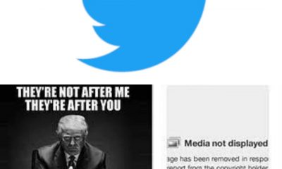Again, Twitter Removes Donald Trump Tweet For Violating Its Copyright Policy