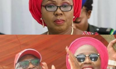 1st Lady Of State, Betty Anyanwu-Akeredolu, Security Aides Test Positive For COVID-19
