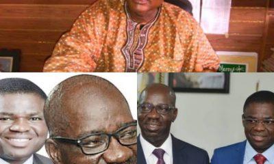 "#Edo2020: ""Why Obaseki And Shaibu Should Stop Wasting Their Time"" – Godwin Erhahon Reveals"