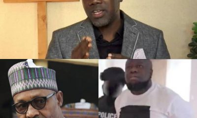 #RenoOmokri Reveals The Difference Between #Buhari And #Hushpuppi