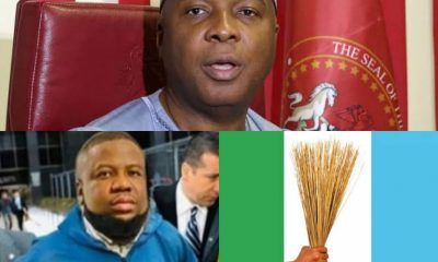 #HushpuppiArrest: What Saraki Told #APC For Linking Him To Fraudster #Hushpuppi
