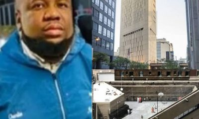 Photos Of Chicago Jail Where #Hushpuppi Is – Metropolitan Correctional Center