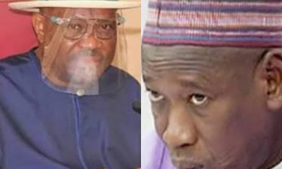 """""""Your Dollars And Babariga Will Not Work In #Edo2020 Elections"""" - Wike Slams Governor #Ganduje [VIDEO]"""