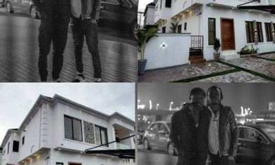 PHOTOS: Naira Marley Acquires Another Huge Property In Lagos