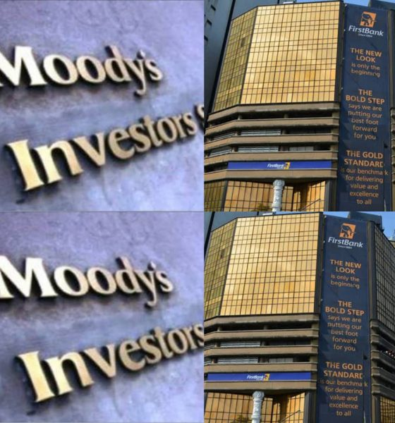 JUST IN: Moody's Announces Completion Of A Periodic Review Of Ratings Of First Bank of Nigeria Limited