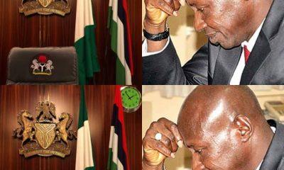 BREAKING: Why Ibrahim Magu Was Suspended - Presidency Speaks
