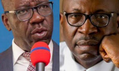 N700 MILLION FRAUD: CSO Urges Edo Voters To Reject Ize-Iyamu Over Criminal Trial...…Charges Buhari, EFCC chair, Umar To Keep Watch Against Undue Interference