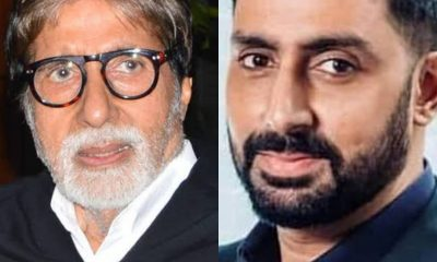 Bollywood Stars, Amitabh Bachchan, Abhishek Bachchan Test Positive For COVID-19
