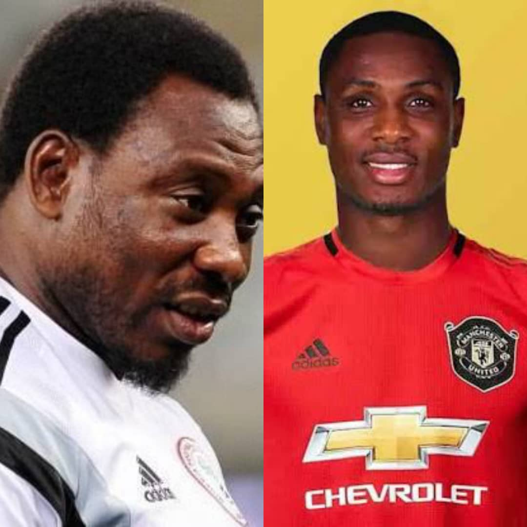"""Why Odion Ighalo Has Not Been Starting Matches At Manchester United"" - Daniel Amokachi"