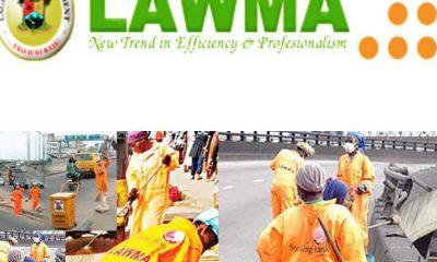 BREAKING: LAWMA Insures Street Sweepers