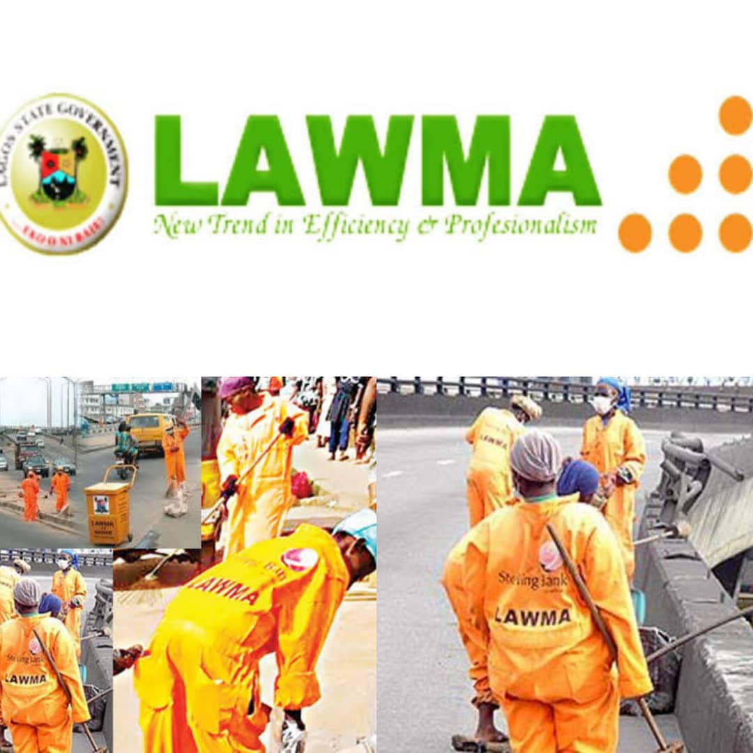 BREAKING: LAWMA Insures Street Sweepers