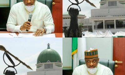 """""""We Won't Allow Festus Keyamo Handle Recruitment For 774000 Jobs"""" - National Assembly Vows"""