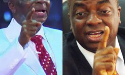 """BISHOP OYEDEPO: """"COVID-19 Is Beginning Of Woes 'Before Lord Returns"""""""