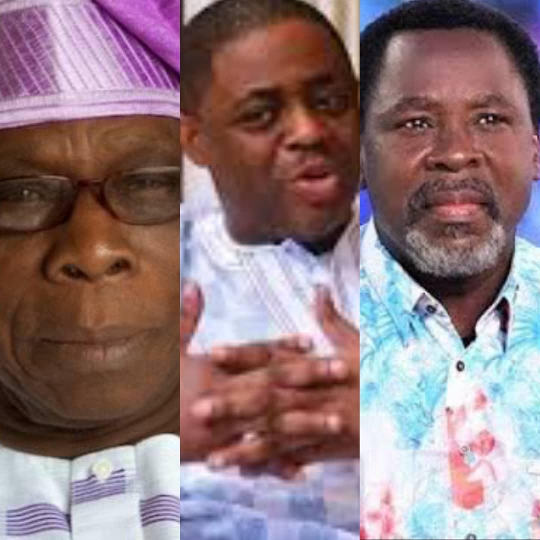"FANI-KAYODE To BUHARI: ""Train Stations Should Be Named After Obasanjo, T.B Joshua, Oyedepo"