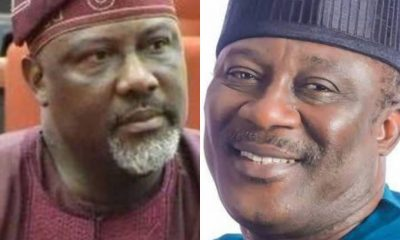 BREAKING: Again, Dino Melaye Loses As Appeal Court Affirms Smart Adeyemi's Election