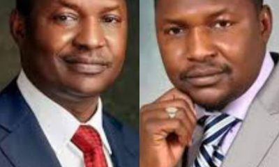 EXPOSED!!! Plot To Unseat AGF MALAMI Uncovered As Petition To Buhari Failed