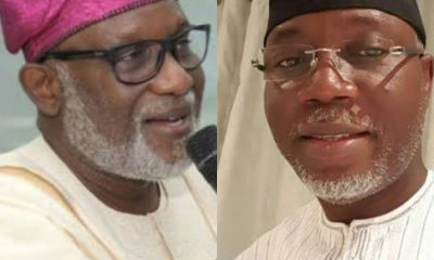 BREAKING: Akeredolu Picks Ex-NDDC Commissioner, Lucky Ayedatiwa As Running Mate