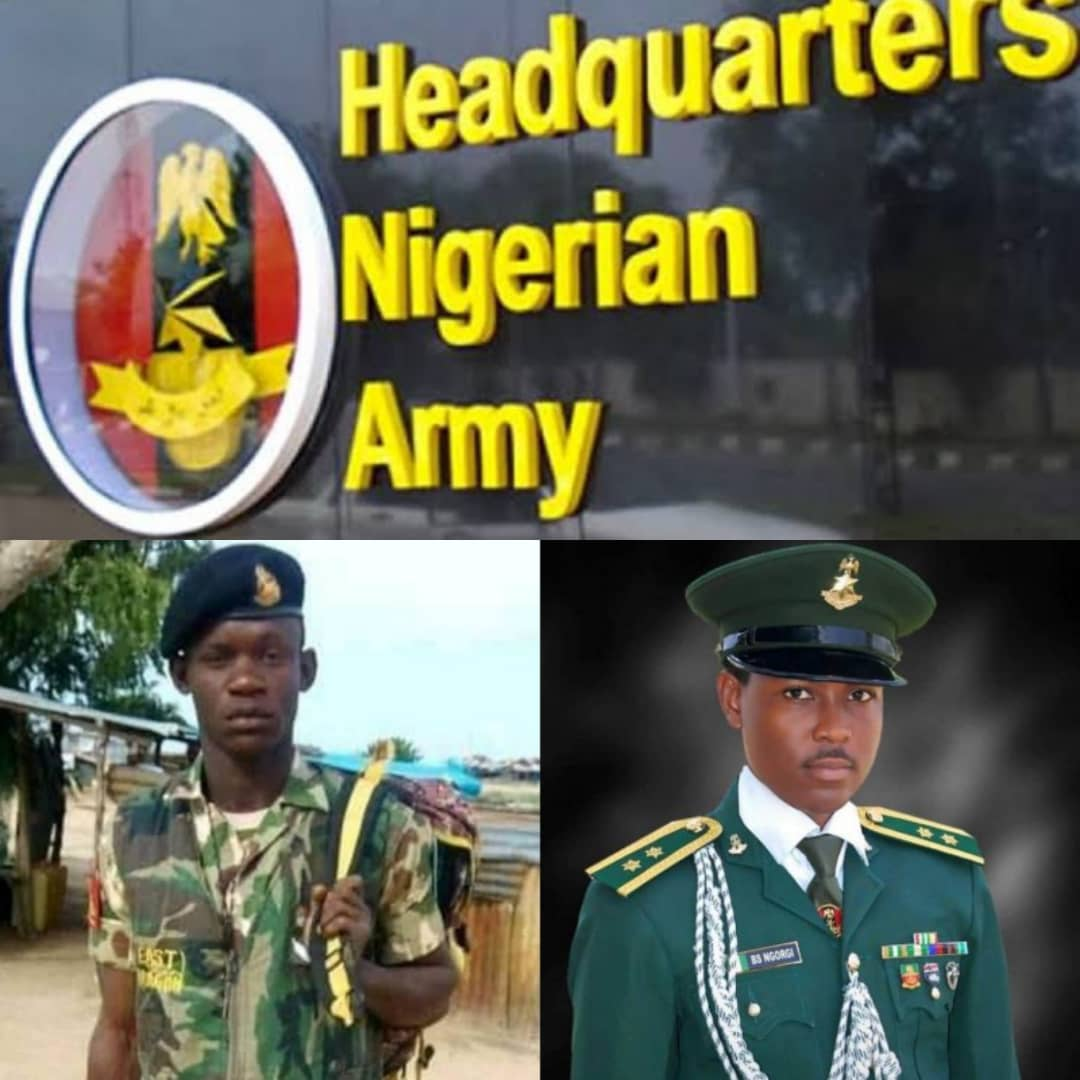 BERSERK!!! Nigerian Army Confirms Report Of Depressed Soldier Who Killed Colleague