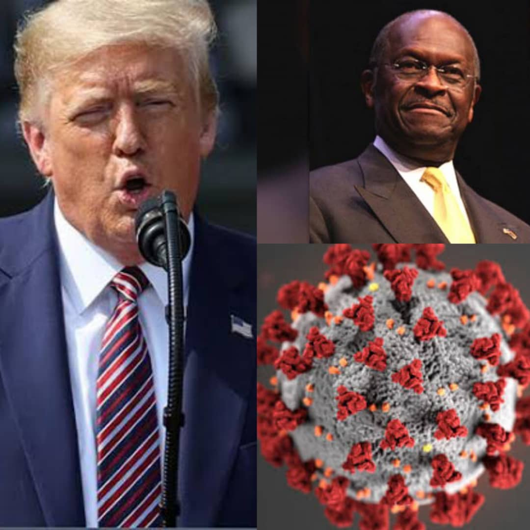 Donald Trump Blames 'COVID-19 Virus' As Herman Cain, US Ex-Presidential Candidate Dies