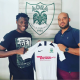 FRESH: Taye Taiwo Joins His 11th Club, Doxa Katokopias FC in Cyprus [PHOTOS]