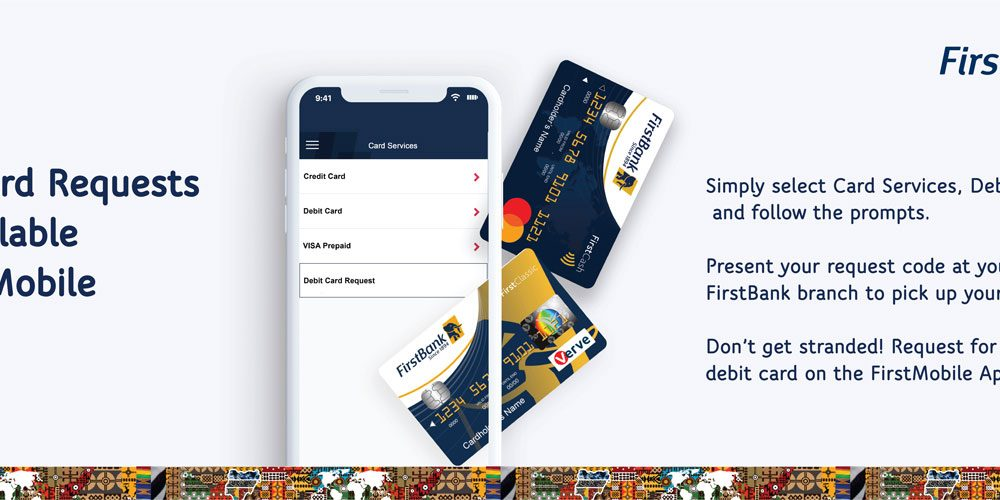 First Bank Upgrades Its Mobile Banking Application, Reinforces Its Edge At Putting Customers Ahead In Electronic Banking