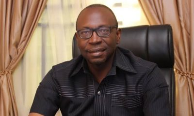 N700M FRAUD: APC Guber Candidate, Ize-Iyamu Risks Arrest Over Continuous Absence From Corruption Trial