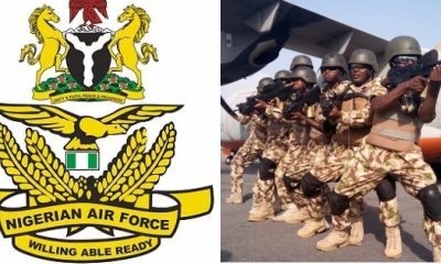 RECRUITMENT!!! Nigerian Air Force (NAF) Speak On Prospective Applicants, How To Apply
