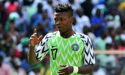 BREAKING: Another Super Eagles Player Test Positive For #COVID-19