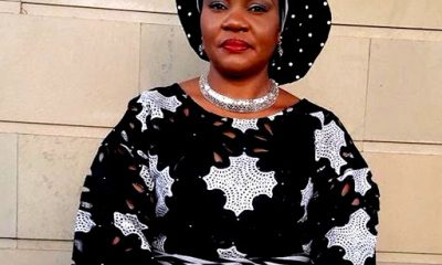 BREAKING: Benue 1st Lady Dr (Mrs) Eunice, Child, Staff Test Positive For #COVID-19