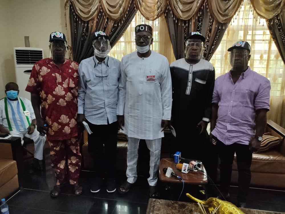 HAPPENING NOW!!! Obaseki's Family Endorses Ize-Iyamu For #Edo2020 Governorship Election [PHOTOS]
