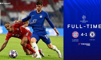 #BAYCHE: Bayern Munich Humiliate Chelsea On 7-1 On Aggregate - #UCL