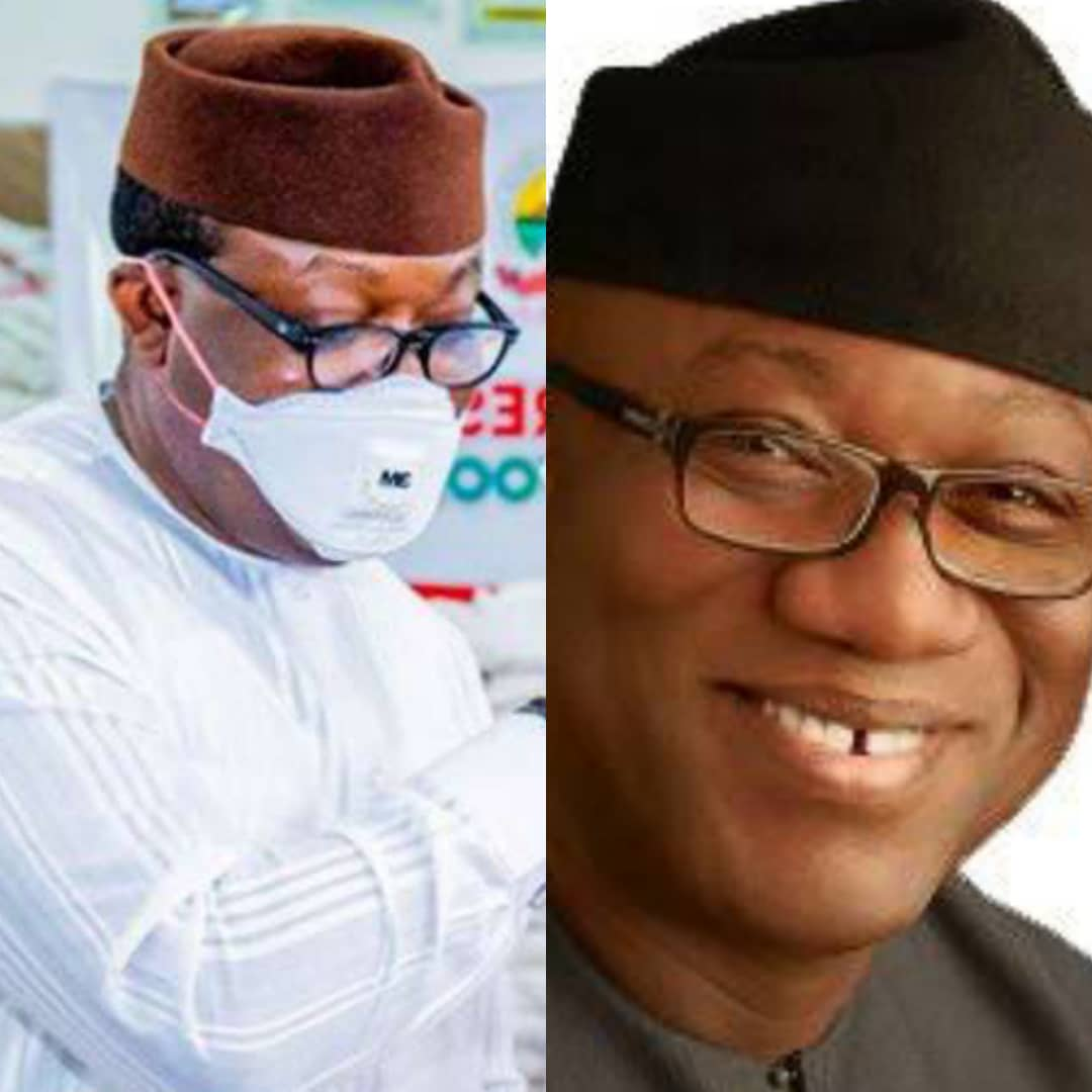 BREAKING: Governor Kayode Fayemi Recovers, Test Negative For #COVID-19