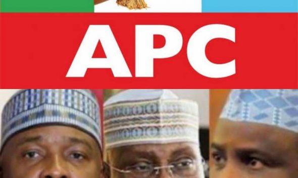 What Kwankwaso, ATIKU AND SARAKI Said To Reports That They Are Planning To Rejoin APC
