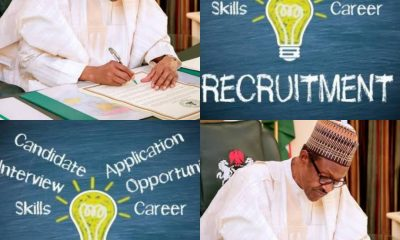 APPLY NOW!!! See Full List of Federal Government 2020 Job Recruitments