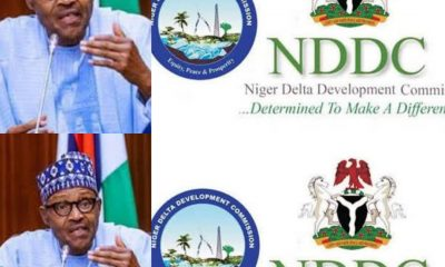 BREAKING: Buhari Orders Payment Of NDDC Scholarship Students