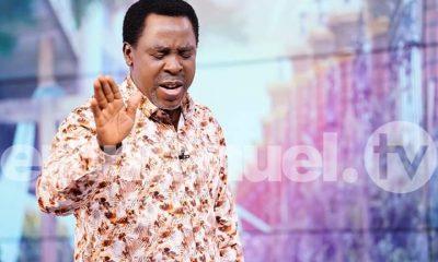 Church Remain Closed Until I heard From God, Says TB Joshua