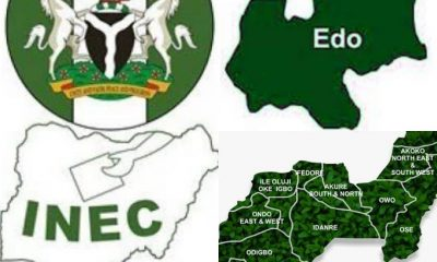 """"""" We Will Stop Edo And Ondo Governorship Elections If,.......INEC Threatens"""