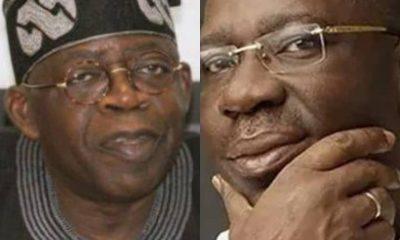 #Edo2020: Bola Tinubu Attacks Godwin Obaseki Over Edo Assembly Saga