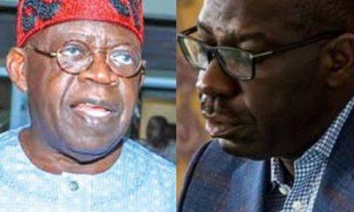 BOLA TINUBU: Why Edo People Will Vote Godwin Obaseki Out - #Edo2020