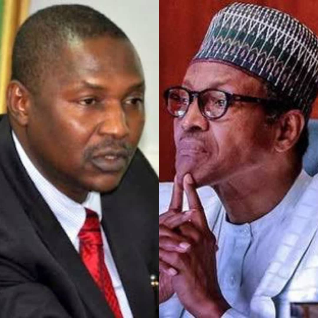 "AGF MALAMI To BUHARI: "" I Was Already Rich Before Becoming Minister """