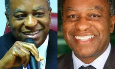 BREAKING: Relief As Foreign Affairs Minister, Geofrey Onyeama, Recovers From #COVID-19