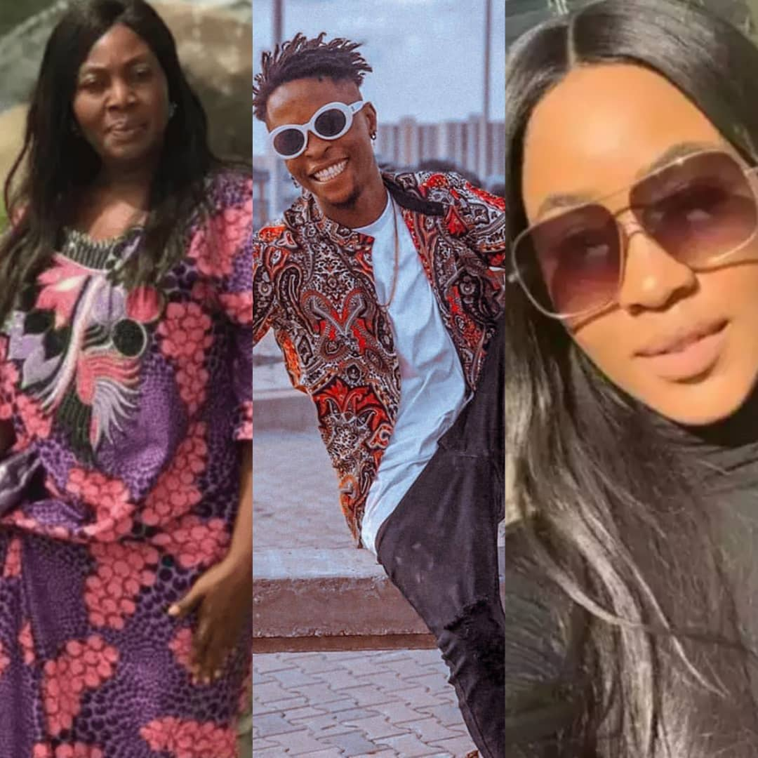 """LEAKED AUDIO: """" We Are Not Shipping Any Gaddemm Fool """", Erica's Mother Drags #Laycon - #BBNaijaLockdown"""
