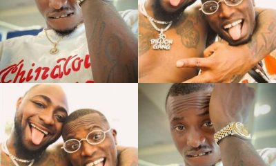 Aloma DMW Splits Fire After Being Kicked Out As PA To Davido