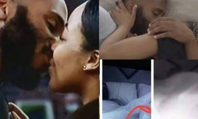 #BBNaija2020: Erica And Kiddwaya Allegedly Had Sex Last Night, Social Media React!