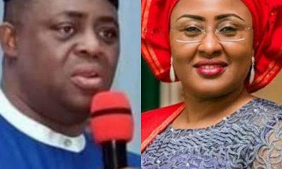 Fani-Kayode Reveals What Aisha Buhari Is In Aso Rock