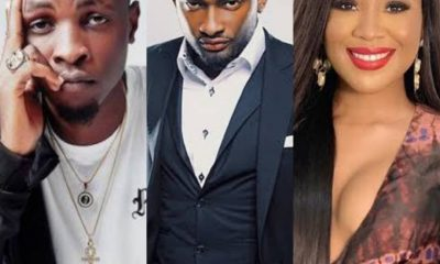 #BBNaijaLocdown2020: Uti Nwachukwu Mocks #BBNaija Laycon
