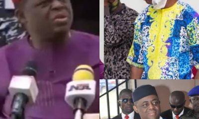 Why I Lashed Out At Journalist During Press Conference In Calabar - Fani-Kayode